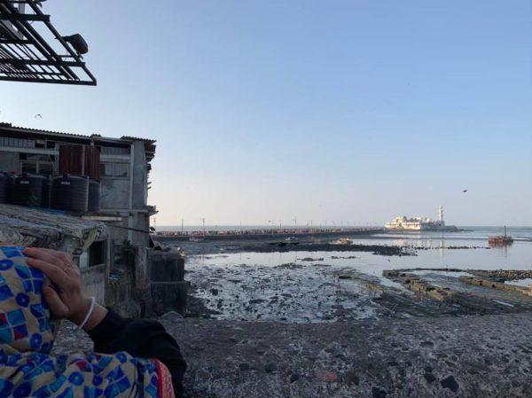 Haji Ali  / 海に浮かぶイスラム霊廟