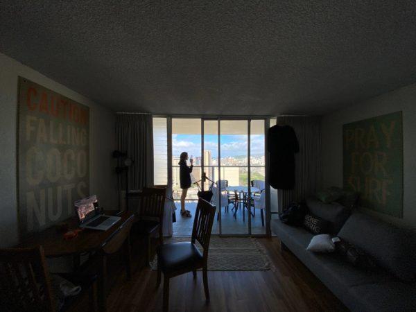 Hawaiian Condominium / 暮らすように滞在する