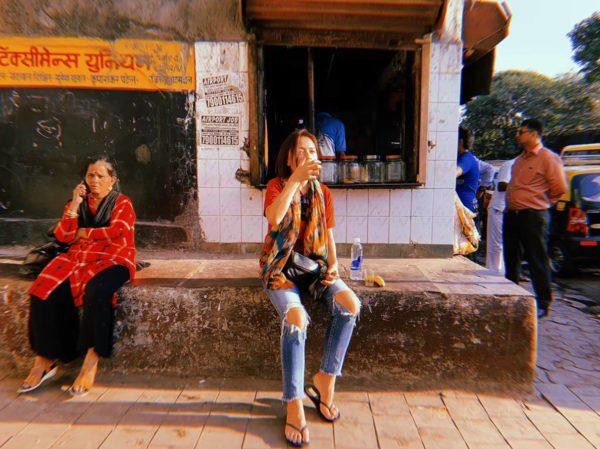 CHAI / ムンバイでチャイを嗜む