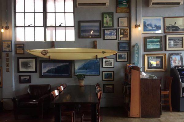 SURFERS COFFEE / ワヒアワのローカルカフェ